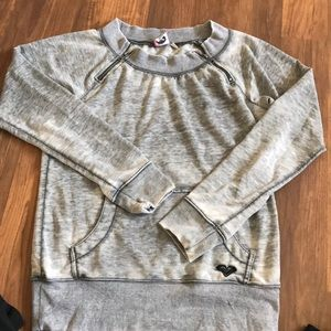 Sweaters - Roxy Xl grey sweater